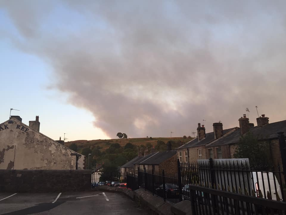sunday-darwen-moor-fire-can-be-seen-from-brinscall-by-alan-wright/The Wildlife Trusts